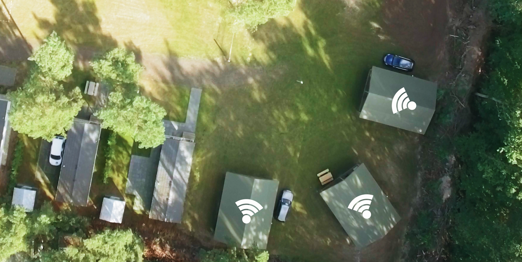 Geld verdienen wifi-netwerk als recreatiepark eigenaar