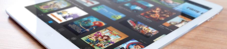 Tv kijken op smartphone en tablet doormiddel van IPTV systeem