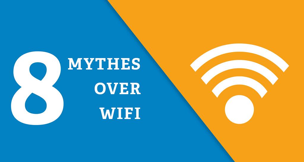 Acht mythes over WiFi, welke geloof jij?