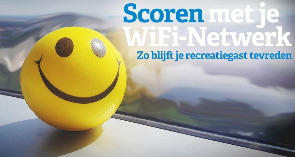 Eezo Leisure Connected organiseert kennissessie over WiFi-mythes en verdienmodellen