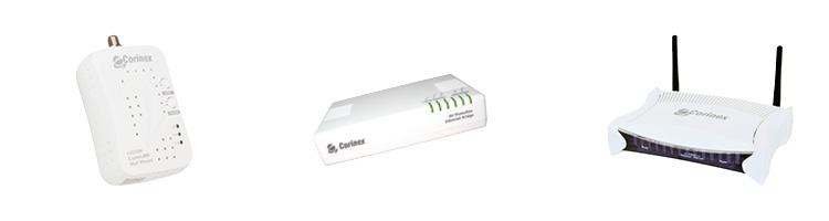 Corinex wifi componenten